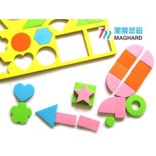 magnetic eva soft toys for children